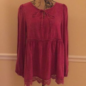 Alter'd State boho style top